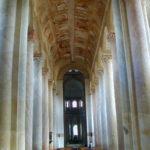 St.Savin sur Gartempeの身廊