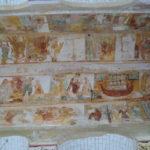 St.Savin sur Gartempeの壁画