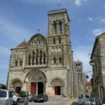 Vezelay 教会堂正面