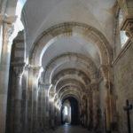 Vezelay 側廊