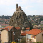 Auvergne Le Puy / St.Michel d`Aiguilhe