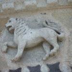 Issoire 壁面彫刻