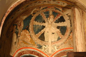 Le Puy / Cathedrale 壁画