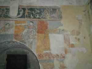 Ebreuil 壁画