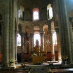 St.Saturninの内陣