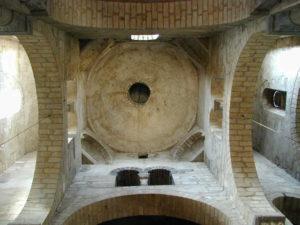 St.Saturninのドーム