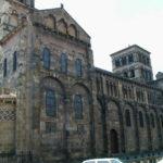 Issoire 教会堂側面