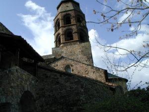 Lavaudieu 塔