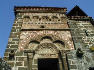 Le Puy / St.Michel d`Aiguilhe 扉口