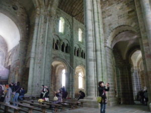 Le Mont St.Michel 交叉部