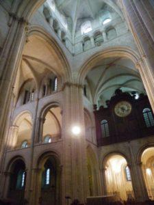 Caen / St.Etienne 交叉部
