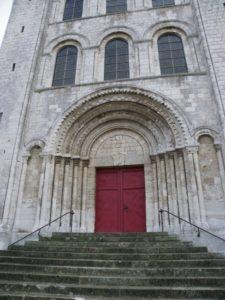 St.Martin de Boscherville  扉口