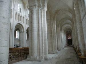 St.Martin de Boscherville 側廊