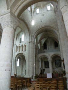 St.Martin de Boscherville 交叉部