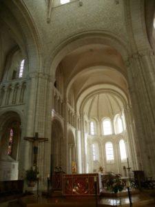 St.Martin de Boscherville 内陣