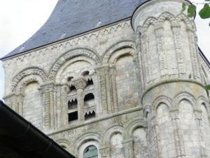 Quillebeuf sur Seine 塔