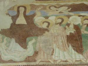 Maneglise 壁画