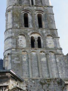 Montivilliers 塔