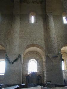Chapaize 身廊
