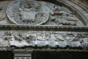 St.Gilles du Gard 「最後の晩餐」