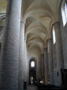 Tournus 身廊