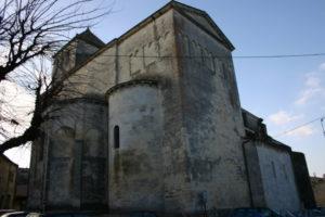 St.Paul Trois Chateaux 後背部