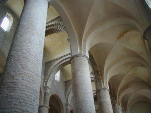 Tournus 側廊