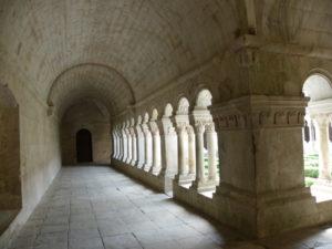 Senanque 回廊