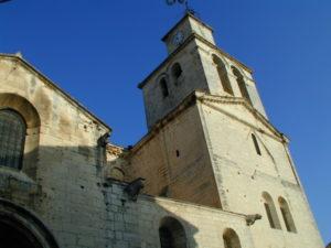 St.Paul Trois Chateaux 塔