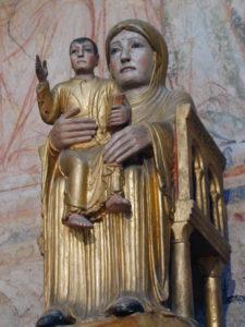 Tournus 彫像