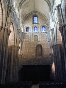 Paray le Monial 身廊