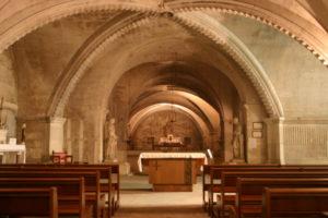 St.Gilles du Gard クリプト