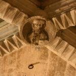 St.Gilles du Gard クリプト天井
