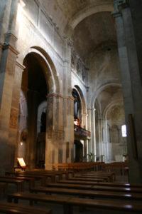 St.Paul Trois Chateaux 身廊