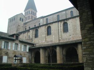 Tournus 回廊