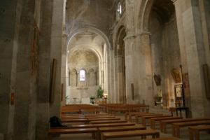 St.Paul Trois Chateaux 内陣