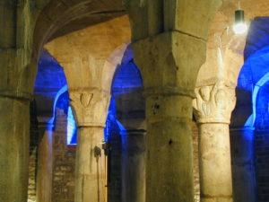 Dijon 柱頭彫刻