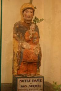 la Garde Adhemar 彫像