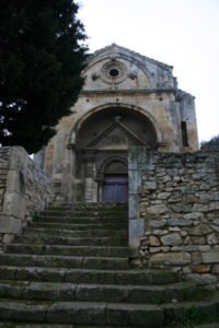 St.Gabriel 教会堂正面