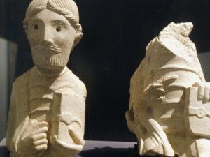 Cluny 彫刻