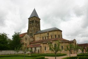 St.Menoux 全景