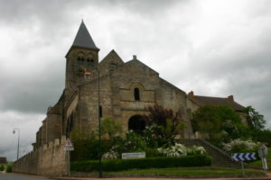 St.Menoux 正面