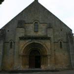 Bourbon l'Archambault 教会堂正面