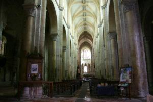 Souvigny 身廊
