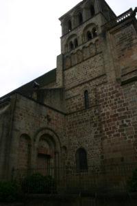 Souvigny 塔