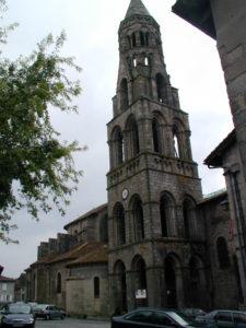 St.Leonard de Noblat 塔