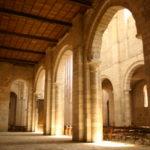 La Charite sur Loire 側廊