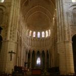La Charite sur Loire 内陣