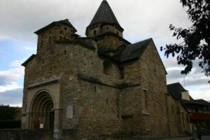 L'Hopital St.Blaiseの全景
