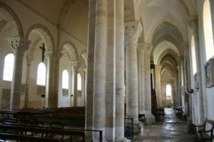St.Reverien 側廊